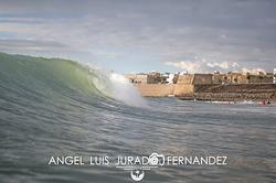 La Playita into the sea photo