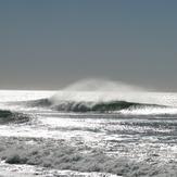 Zuma Peak 1/20/11, Zuma Beach