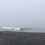 Otaki river mouth, Otaki Beach