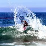 Surfer/Artist Jaime Noia, San Miguel