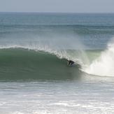 In deep, Praia do Norte