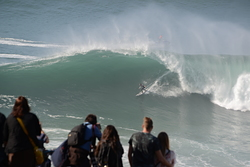 WSL Nazare Challenge, Praia do Norte photo