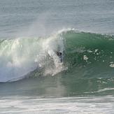 Dave Ford at Nazare, Praia do Norte
