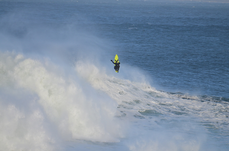 Classy exit!, Mullaghmore