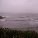 Storm surf at Broughton