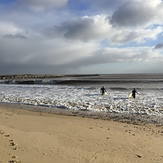 Northerly Swell Wraps Into Walberswick