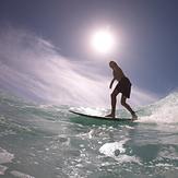 Surfer, Burleigh Heads