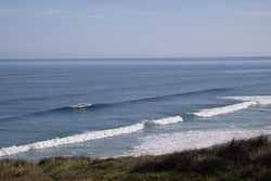 Glassy West Coast Small Swell, Anatori River photo