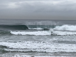 Some epic swell 27/03/2019, Ansteys photo