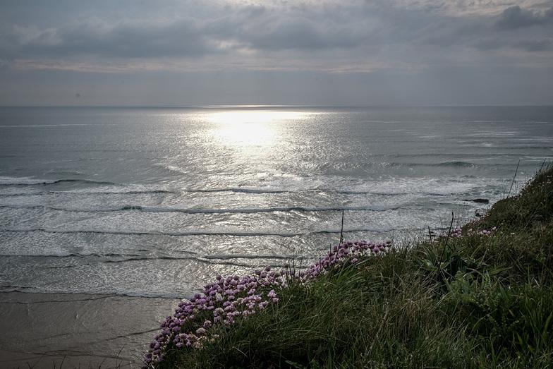 Mawgan Porth surf