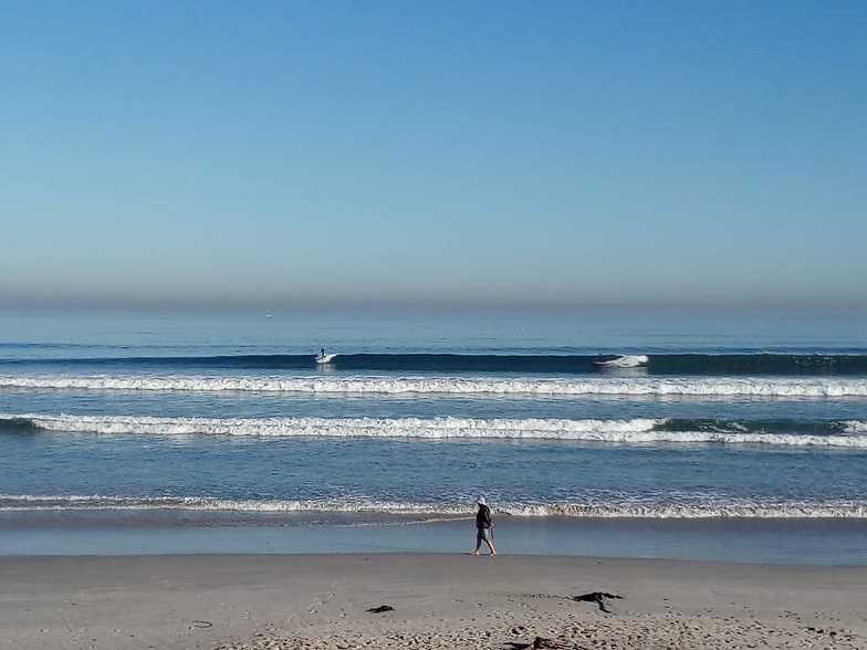 Milnerton Very Light Offshore, 2-4ft