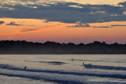 Easton's Beach Sunrise, Eastons Beach (1st Beach) photo