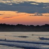 Easton's Beach Sunrise, Eastons Beach (1st Beach)