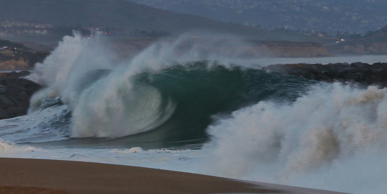 Last set of the day..., The Wedge