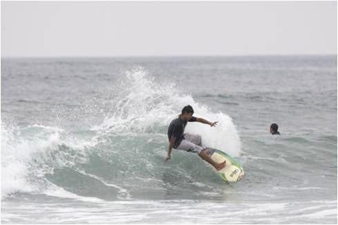 sayulita surf boyz, Punta Sayulita