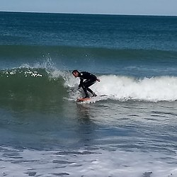 Escollera, Playa Union photo