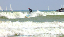 Surfing Sheboygan photo
