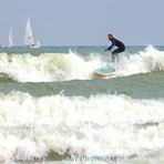 Surfing Sheboygan