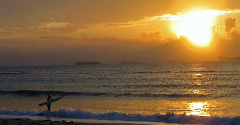 Sunrise Coco Beach, Oyster Bay Beach - Coco Beach