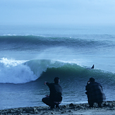 Point it out!, Steamer Lane-The Point