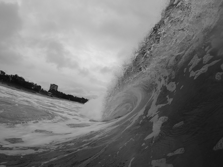 Wave of the day, Mooloolaba