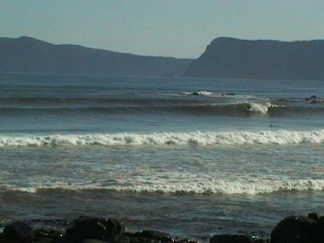 Bruny Island Cloudy Bay Surf Photo By Eric Martin 6 00