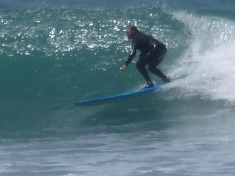 Sumner Club Rider ~ Graham Lyes, Banks Peninsula - Te Oka Bay