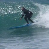 Sumner Club Rider ~ Graham Lyes, Banks Peninsula - Te Oka Bay