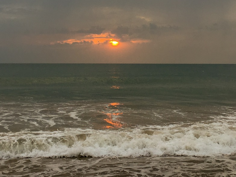 End of the day, Woolacombe