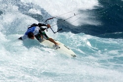 Kiteboarding World Tour 2010, El Medano photo
