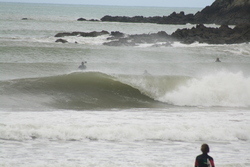 Ah the right bank is back, Sandy Bay (Northland) photo