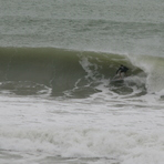 Unknown about to get slotted, Sandy Bay