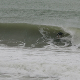 Unknown about to get slotted, Sandy Bay (Northland)