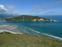 South Head Cone - Whanganui Inlet, Fergusons Beach photo