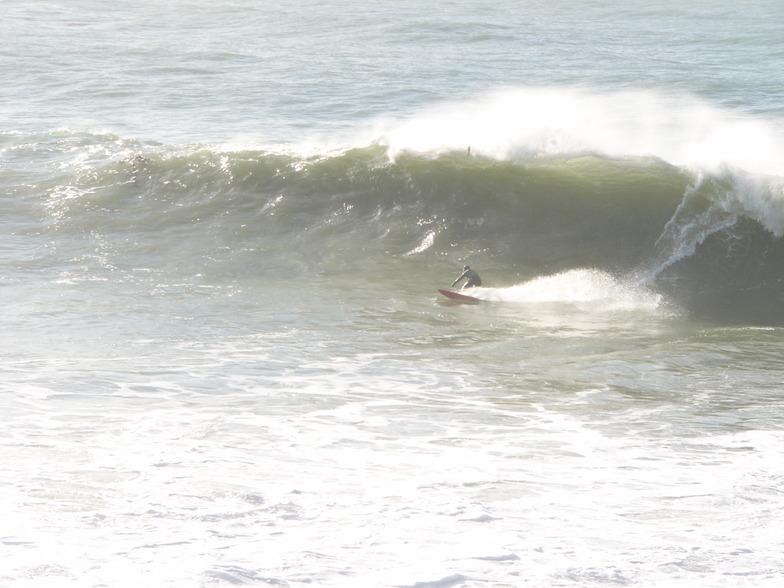 big swell, Karitane Point