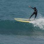 Paishawan cusurf paradise, Paishawan Beach