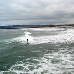 OB Surfers, Ocean Beach Pier