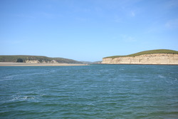 Tip of Limatour Spit, Mouth of Drake's Estero, Drakes Estero photo