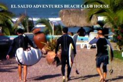 Surfing at El Salto Adventures at Celestino photo