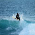 Surf Capo Mannu - Michele., Capo Mannu Point