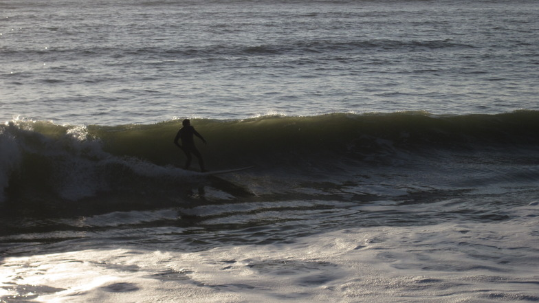 A Quickie before Sunset !, Lahinch Strand