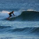 Alfonso A Lanzada 3, june 09, Playa de Lanzada
