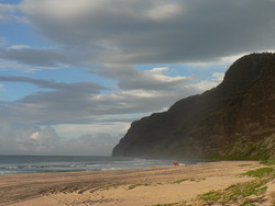 Empty Polihale photo