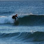 Alfonso A Lanzada 2, june 09, Playa de Lanzada