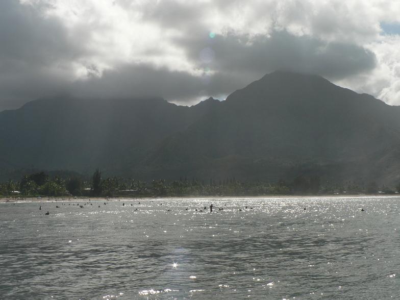 Hanalei Bay Inside