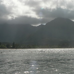 Hanalei Bay Inside