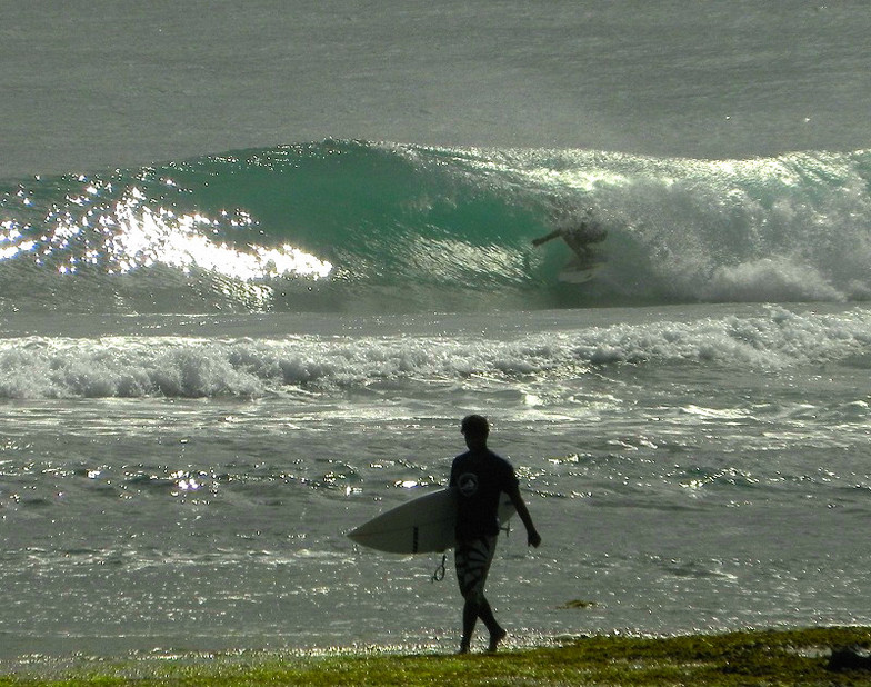 surfari in Pipa, Lajinha