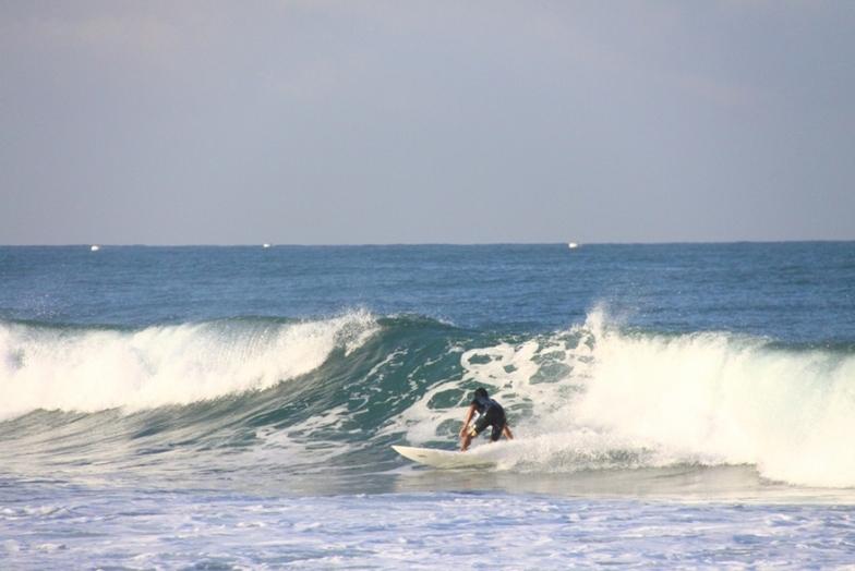Surf in Lebanon, Jonas Beach or Jieh beach