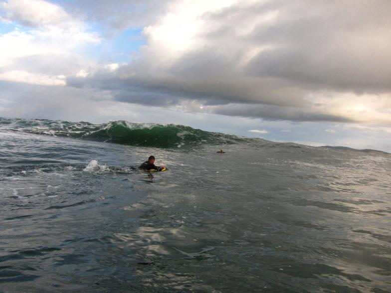 Hurdies - South Arm, Cape Direction (Hurdies)