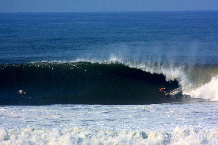 Marco Hasbun on a rush !, El Zunzal